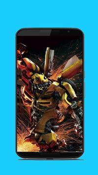 Optimus VS Megatron Wallpaper HD screenshot 9