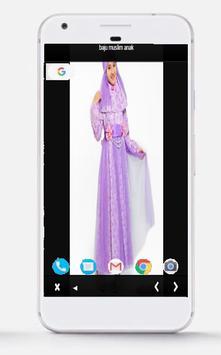 Muslim Dress child screenshot 3