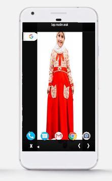 Muslim Dress child screenshot 1