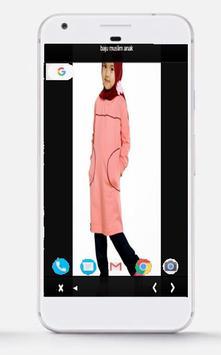 Muslim Dress child screenshot 2