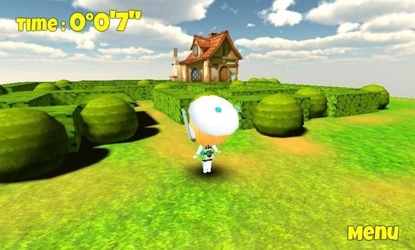 Query Chan Maze screenshot 1