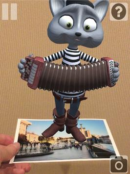 Postcard AR screenshot 3
