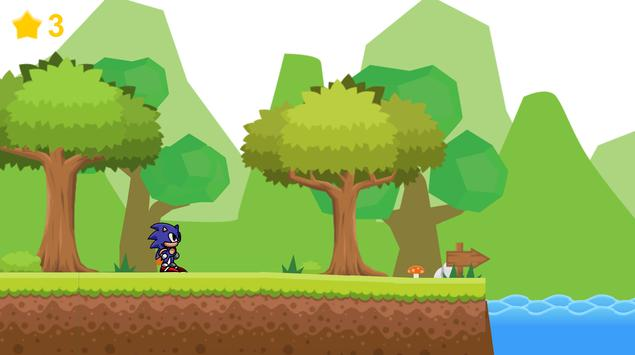 Adventure Sonic Save princess screenshot 1