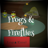 Frogs and Fireflies icon