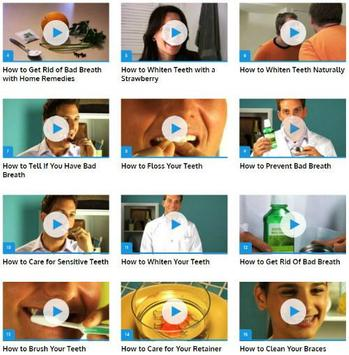 Oral Hygiene screenshot 1
