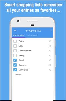 To-Do & Shopping List - Google style screenshot 4