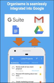 To-Do & Shopping List - Google style cho Android - Tải về APK