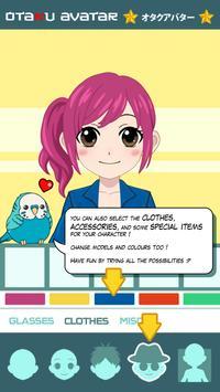 Otaku Avatar maker apk screenshot