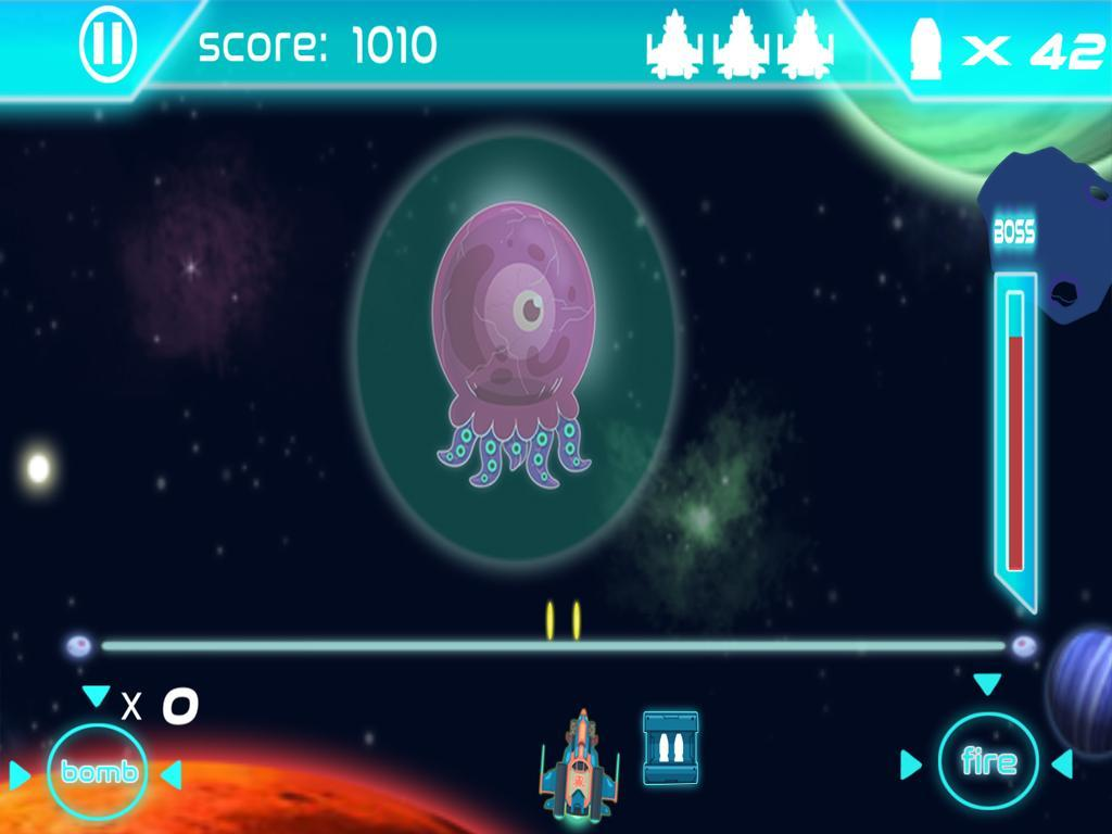 Space Monsters Attack! 2