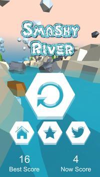 Smashy River poster