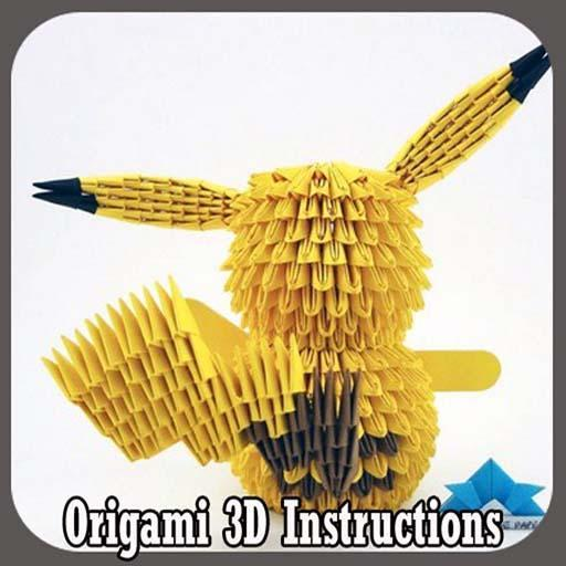 Origami Pokemon Category - Page 1 - Paper Kawaii | 512x512