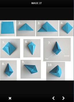 Origami 3D Instructions screenshot 3