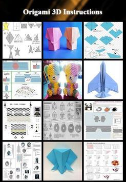 Origami 3D Instructions apk screenshot