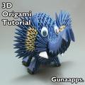 Origami 3D Tutorial