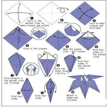 Origami flower instruction apk download free lifestyle app for origami flower instruction apk screenshot mightylinksfo