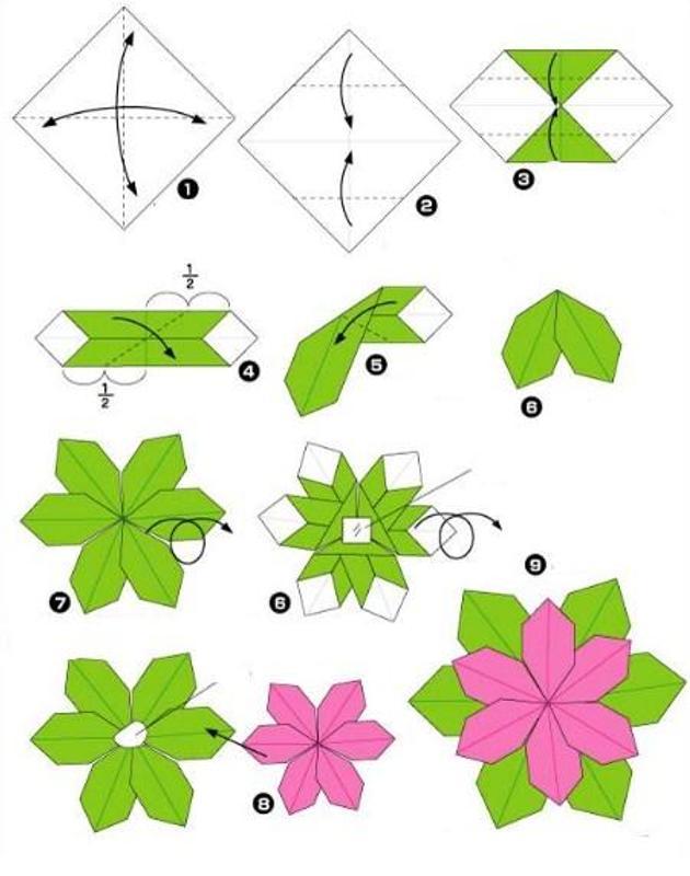 Origami flower tutorials apk download free lifestyle app for origami flower tutorials apk screenshot mightylinksfo