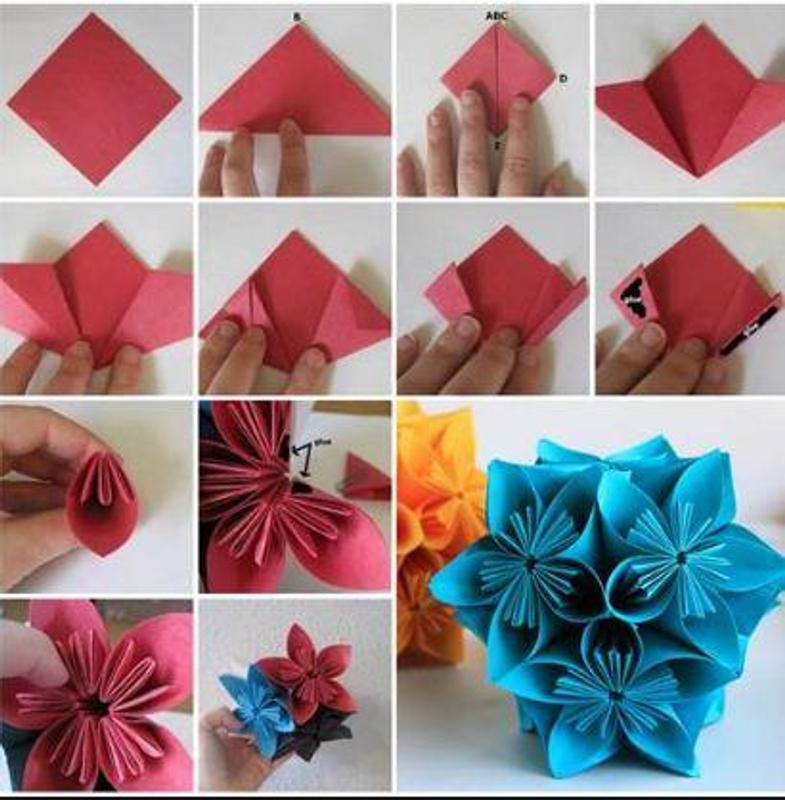 Origami Flower Instruction For Android Apk Download