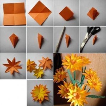 Origami flower tutorial apk download free lifestyle app for origami flower tutorial apk screenshot mightylinksfo