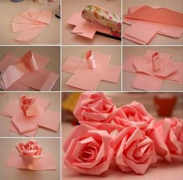 Origami flower tutorial for android apk download origami flower tutorial screenshot 13 mightylinksfo