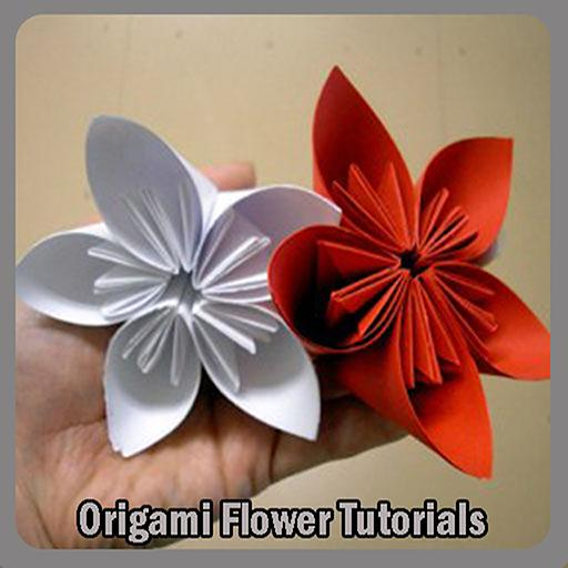 Origami Flower Tutorials poster