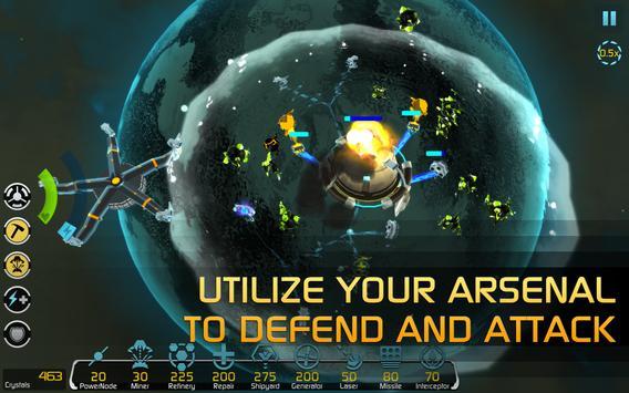 Solar Siege poster