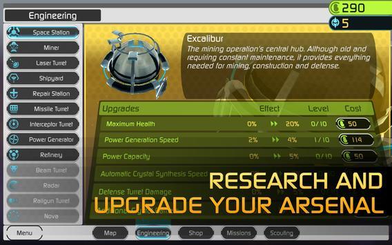 Solar Siege screenshot 4