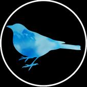 [VR] Blue Bird icon