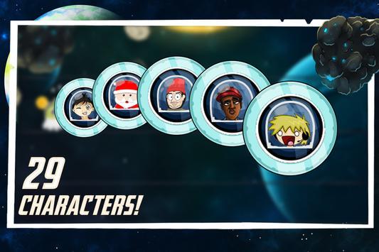 Little Aliens Dash Adventures! apk screenshot