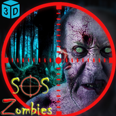 Sniper Zombies Shoot Off.SOS Z icon