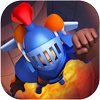Jetpack Knight - The helix tower flyer icono