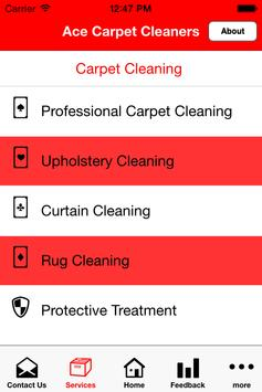 Ace Carpet Cleaners apk screenshot