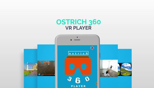 Ostrich 360 VR Player screenshot 14