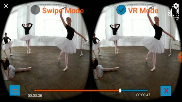 Ostrich 360 VR Player apk screenshot