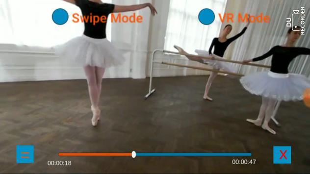 Ostrich 360 VR Player screenshot 2