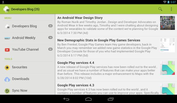 A D N : Android Developer News for Android - APK Download