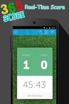 Guide for 365Scores Live apk screenshot