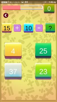 Math Challenge apk screenshot
