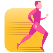 NonStop Runner AR icon