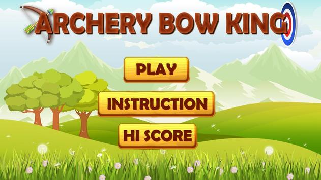 Archery Bow King poster