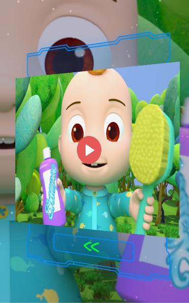 بيبي شارك و جوني جوني يس بابا فيديوهات الأطفال Pour Android