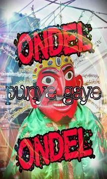 Ondel - Ondel Punye Gaye poster