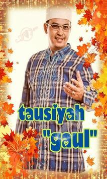 Tausuyah Gaul poster