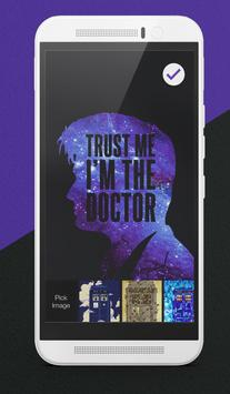 Tardis Doctor Who Art Wallpapers Lock Screen screenshot 2