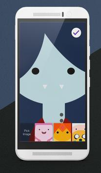 Adventure Time Wallpapers Fanart Lock Screen apk screenshot