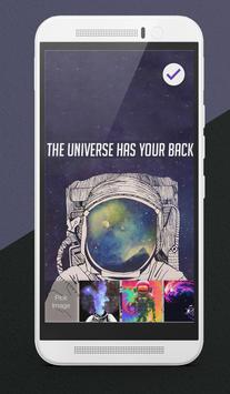 Astronaut Wallpapers Space Universe Lock Screen apk screenshot
