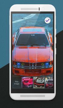 Future Drift Cars Lock Screen apk screenshot