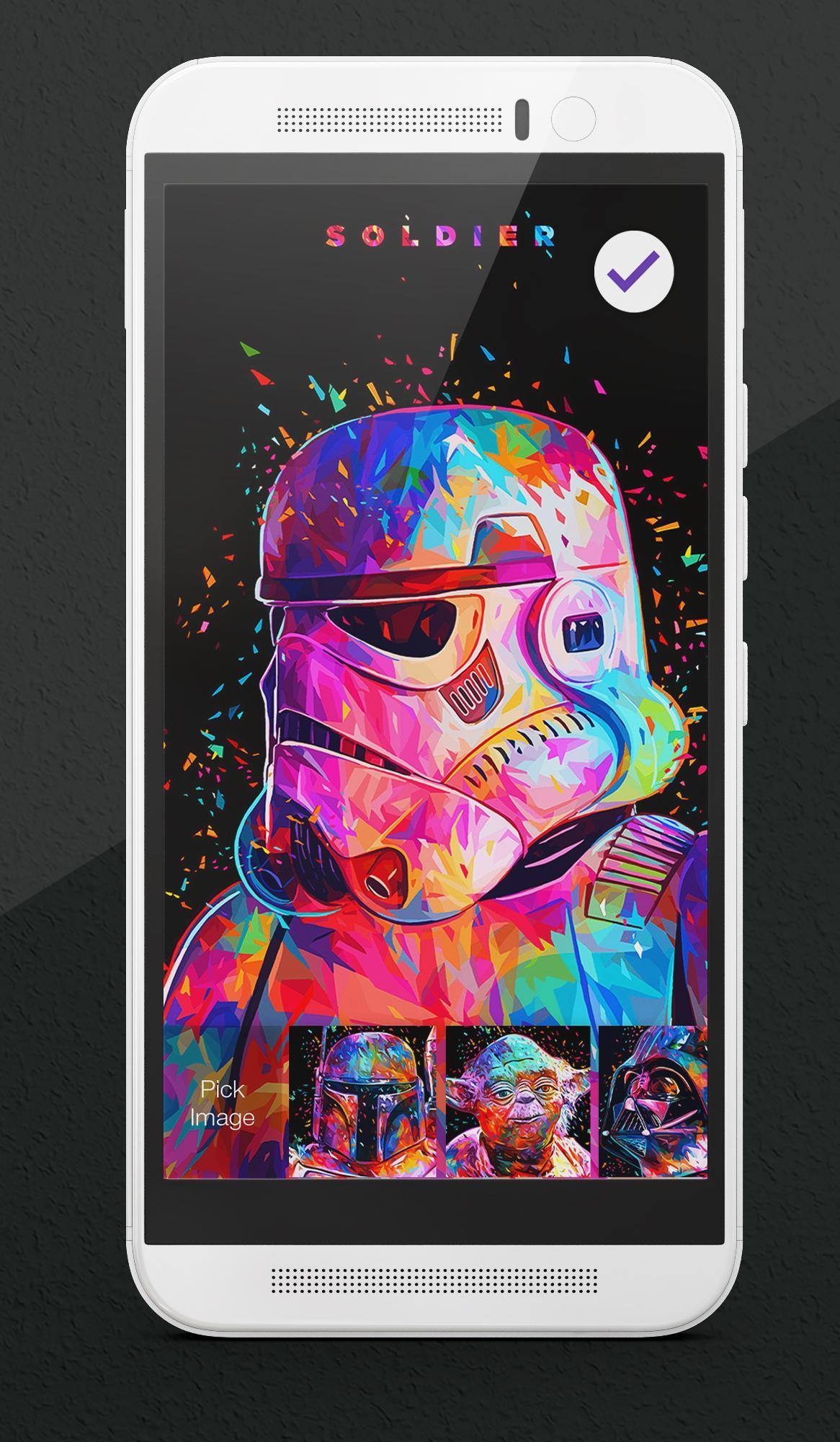 Star Wars Fanart Wallpapers Galaxy Lock Screen For Android Apk Download