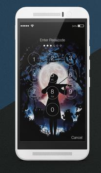 Mysterious Lock Screen apk screenshot
