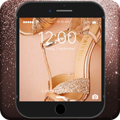 Rose Gold Adorable Wallpapers Tumblr Lock Screen icon