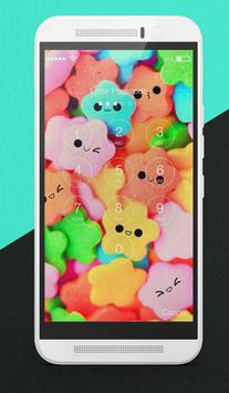 Tasty Sweets And Yummy Things Adorable Lock Screen poster